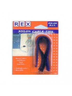 REX 1283 Cable Ties 4 Pieces per pack
