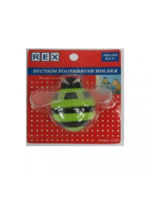 REX 1528 Suction Toothbrush Holder 1pc/pack