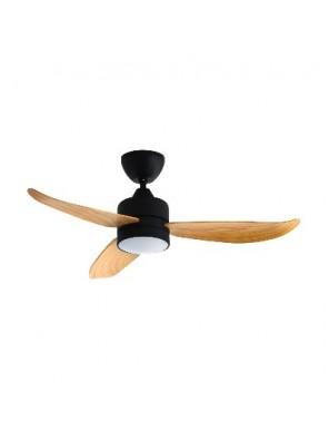 "RUBINE 43"" Vasto Ceiling Fan; RCF-VASTO43-3BL-PW (Pine Wood)"
