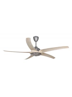 """RUBINE 56"""" Alto Ceiling Fan; RCF-ALTO-5B-BN (Brushed Nickel)"""