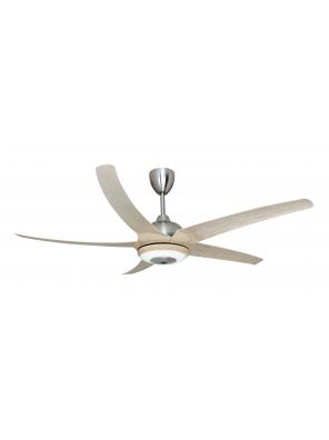 """RUBINE 56"""" Alto Ceiling Fan; RCF-ALTO-5BL-BN (Brushed Nickel"""
