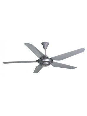 "RUBINE 56"" Picco Ceiling Fan; RCF-PICCO201-5B-ST (S/Titanium"