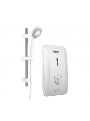 RUBINE Instant Water Heater Non Pump;RWH-FS360N-WMW (M/wht)