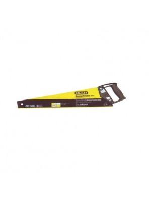 STANLEY 20-081 Plastic Handle Saw 18IN X 7T/8PT Cross cut