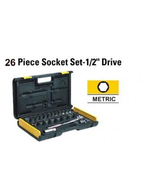 STANLEY 86-477  8-32mm Socket Set