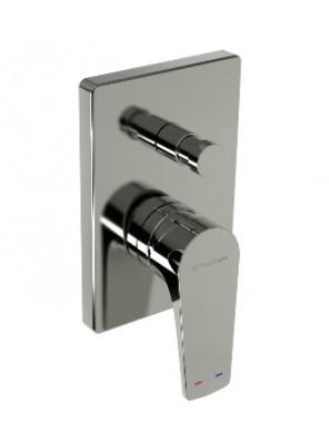 J.SUISSE MISANO S/Lever Bath Shower WBFA301309CP + WBFA301320CP