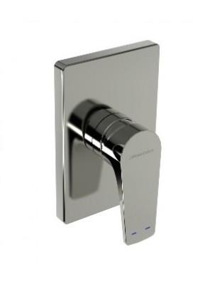 J.SUISSE MISANO S/Lever Shower Tap WBFA301322CP + WBFA301308CP
