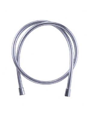 Johnson Suisse Pvc Shower Hose 1.5m Silver Colour WBFA300756XX