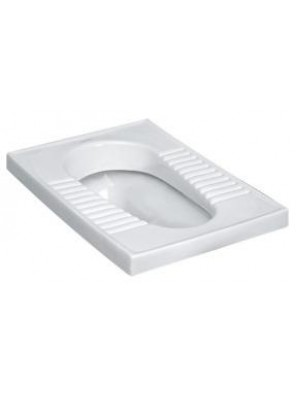 JOHNSON SUISSE Anglia Squatting Pan(White)-WBACAG000WW