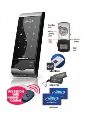 St.Guchi Multi Touch Rim Lock SGDL-TC10