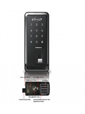 St.Guchi Fingerprint Door Lock System SGDL-TF10