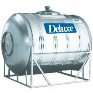 DELUXE 1,600litre S/S Horizontal W/Tank W Stand CL40KH
