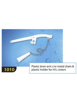 TECHPLAS Plastic Lever Arm for H/L Cistern Code:1010