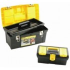 STANLEY Tool Box with Metal Latches Set of 2 92219