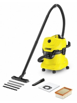 KARCHER WD 4 Wet & Dry Vacuum Cleaner 1600W MAX
