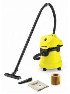 KARCHER WD3 Wet & Dry Vacuum Cleaner 1400W MAX
