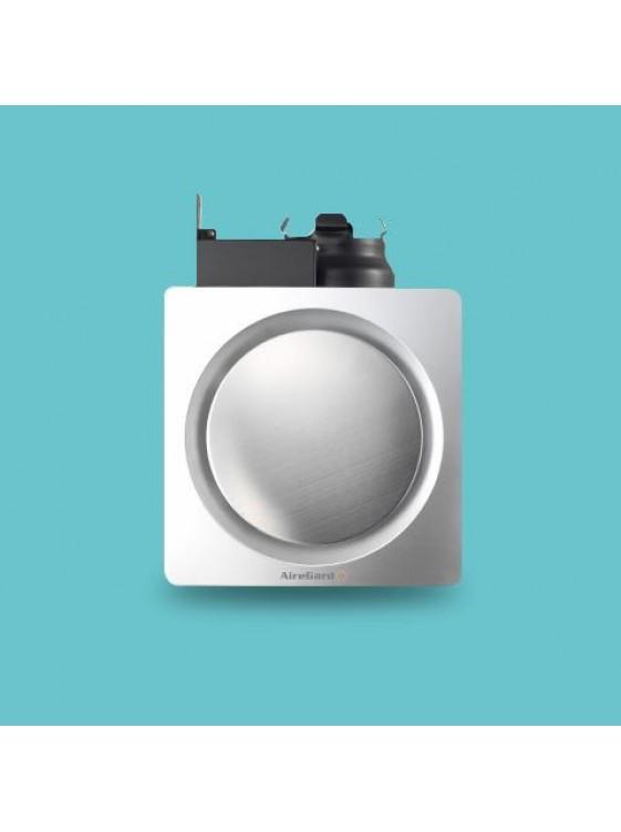 "AIREGARD 4"" Silent Ventilator AS-9020-D1 (Round)"