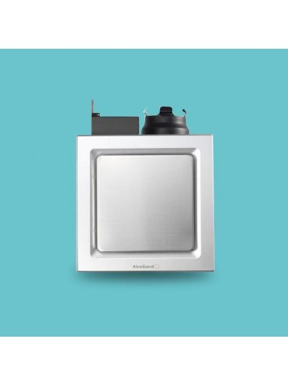 "AIREGARD 4"" Silent Ventilator AS-9020-D2 (Square)"
