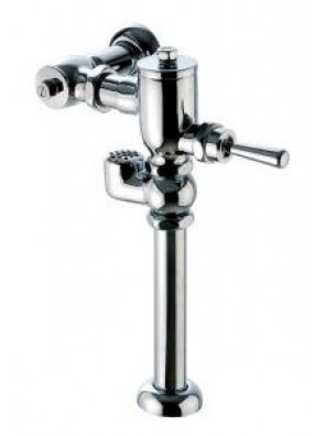 JOHNSON SUISSE 17201 Exposed WC Flush Valve WBFT400452CP