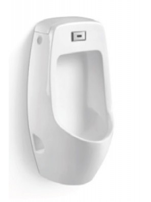 ZELLA Uinall Bowl With Sensor Valve (White) U-504