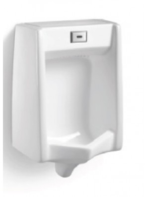 ZELLA Urinal Bowl With Sensor Valve (White) U-505