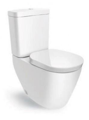 ZELLA Wash Down 2Piece Water Closet S Trap 250mm(White)C-103