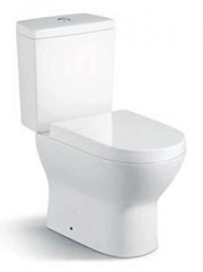 ZELLA WashDown 2Piece Water Closet S Trap 250mm(White) C-200