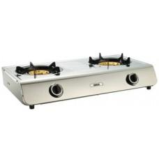 ZANUSSI Table Top Gas Hob Cooker Cyclone Flame - ZTG727X