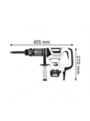 BOSCH 1025W Demolition Hammer GSH 5 X (Hex)