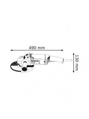 BOSCH 2000W Angle Grinder GWS 20-180