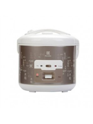 ELECTROLUX 1.8L Rice Cooker (Typographic) ERC2201