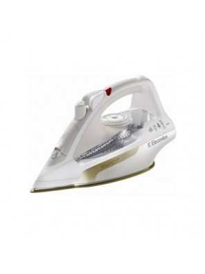 ELECTROLUX 5 Safety Steam Iron Resilium Soleplate ESI720