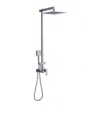 FELICE Exposed Single Lever Shower Post W Rise Pipe FS 8145