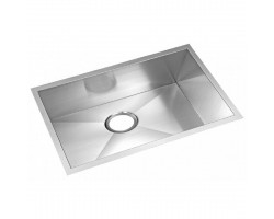 HCE Stainless Steel Undermount Jumbo Kitchen Sink KS 7645