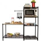 VETOP Cooking Station Kits Black CKS 256-ER