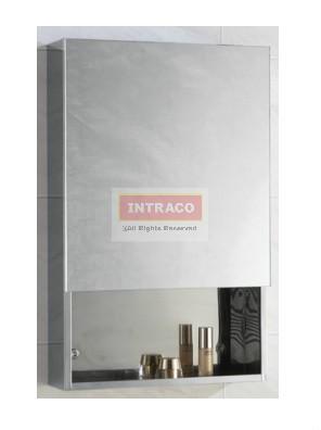 AIMER S/Steel SUS 304 Mirror Cabinet Size: 700 x 450 x 125mm - AMBC-7228