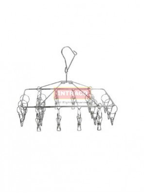 AIMER Stainless Steel Socks Hanger (Square) Size: 350 x 280mm - AMCH-211