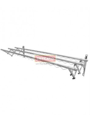 AIMER S/S SP Sliding Rack Hanger Size: 2000mm - AMCH-623
