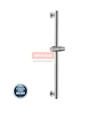AIMER SUS 304 Shower Rail Only (ABS Holder) Round AMBA-800