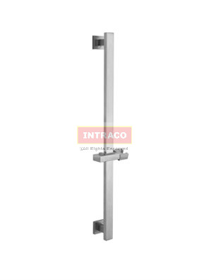 AIMER SUS 304 Shower Rail Only (ABS Holder ) Square  AMBA-801