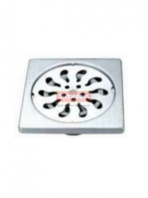 DOE Stainless Steel Floor Trap with anti-insect feature 150mm × 150mm