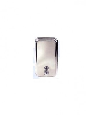 DOE stainless steel detergent dispenser