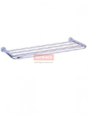 DOE Serengetti stainless steel towel rack