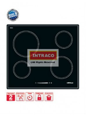 HAFELE HC-R604A-536.01.751 4 Radiant cooking hob; Size: 590W X 520D X 67H mm
