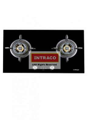 HAFELE HC-HZQ97B3 495.06.051 2 Gas burners hob; Size: 760W X 450D X 150H mm