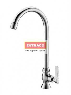 HAFELE HF-JL302-570.52.221 Brass chrome kitchen cold tap