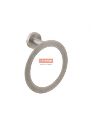 JOHNSON SUISSE WBBA100354SS VEROLI STAINLESS STEEL TOWEL RING
