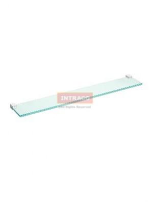 Johnson Suisse WBBA100248CP Design-60cm Glass Shelf