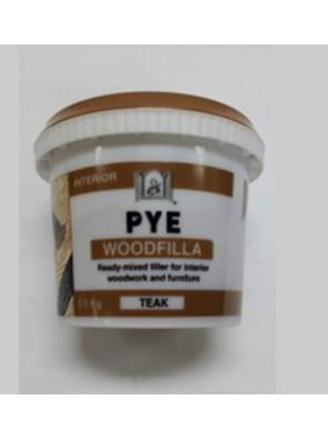 PYE-1.5KG WOOD FILLA; TEAK CODE:FIWO