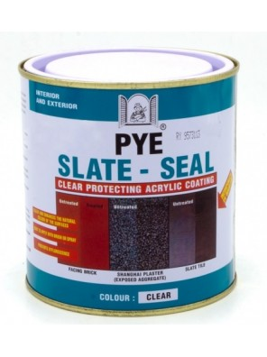 PYE-1L SLATE-SEAL (CLEAR PROTECTING ACRYLIC SEALER) CODE:RESL